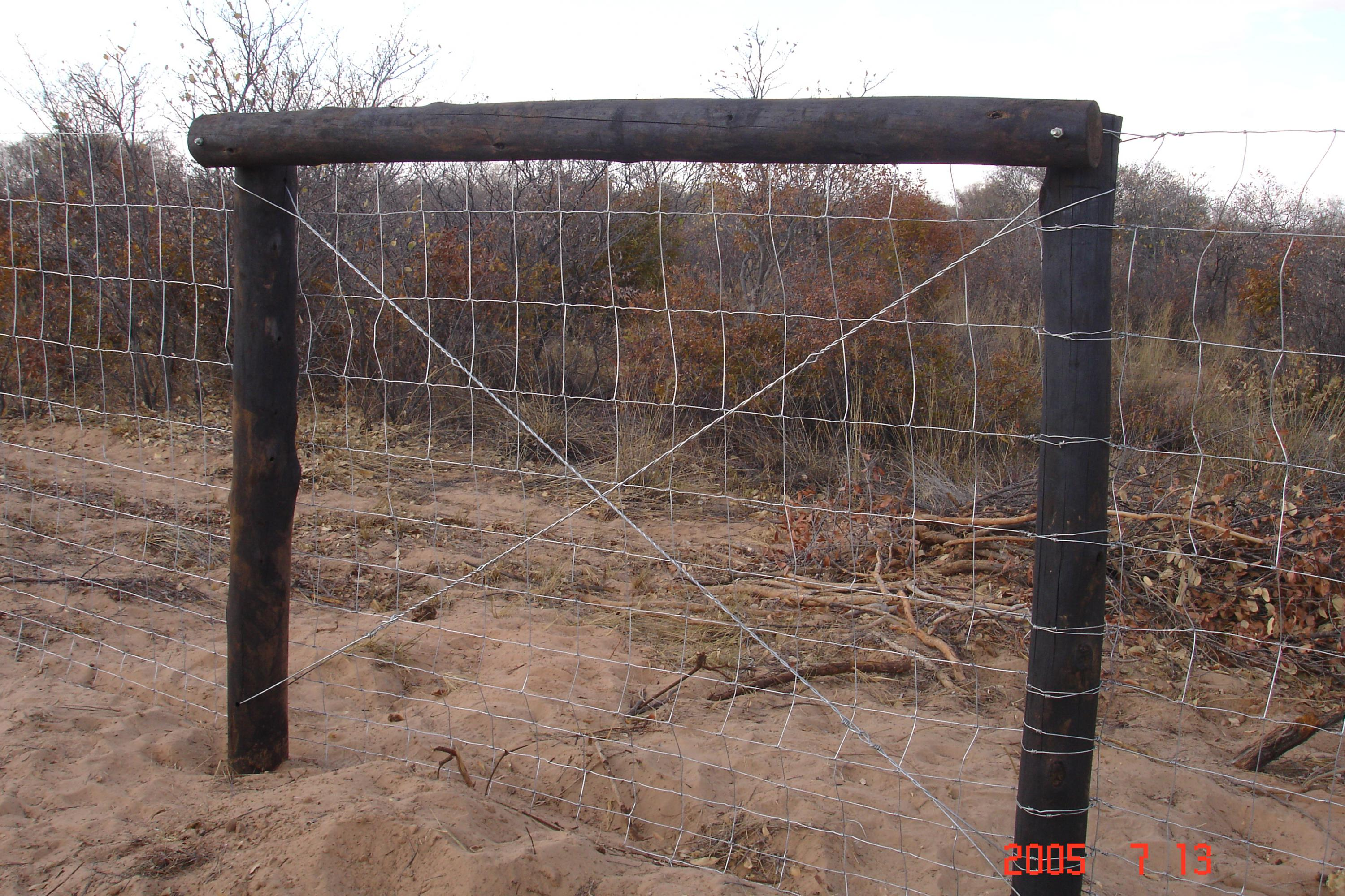 Farm Game Fencing Manase