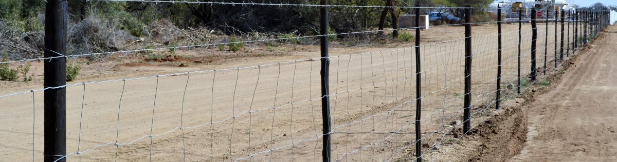 farm fence - central region | Manase