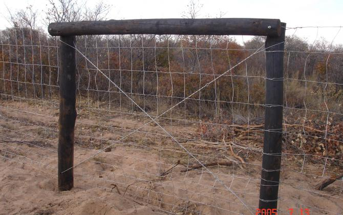 Farm Game Fencing Manase